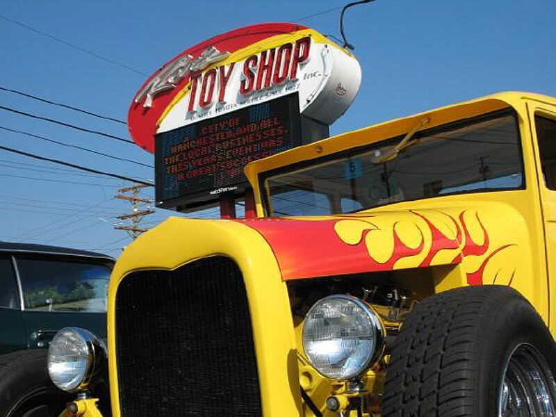 Ron S Toy Shop Toyota Lexus Auto Repair Trailers Nh