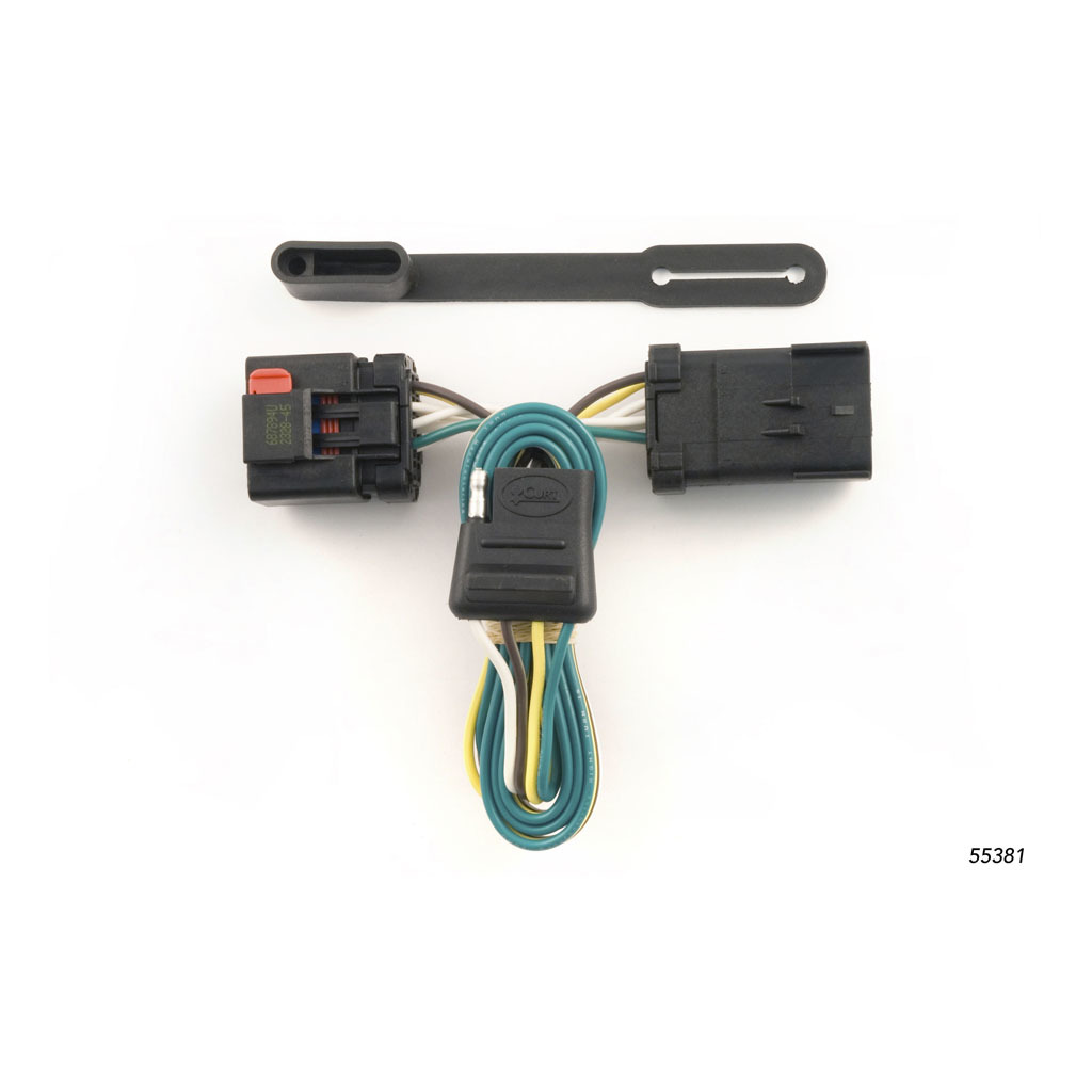 Installation Of A Trailer Wiring Harness On 2000 Library How To Install 2006 Jeep Grand Cherokee Diagram F150 4416 3533