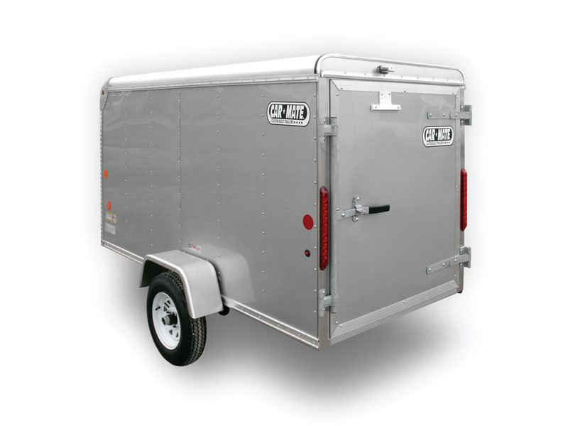 Utility Trailers For Sale Ontario >> 4 X 10 Car Mate Custom Cargo Trailer