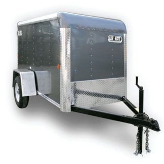4' Wide Trailers