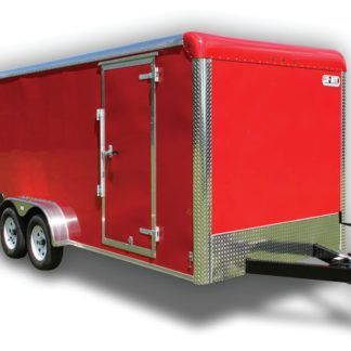 7' Wide Trailers