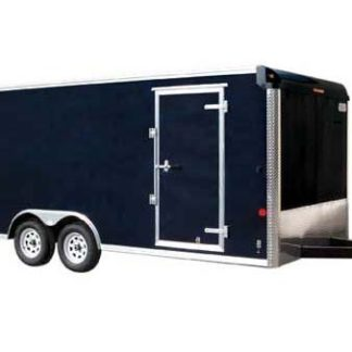 8' Wide Trailers