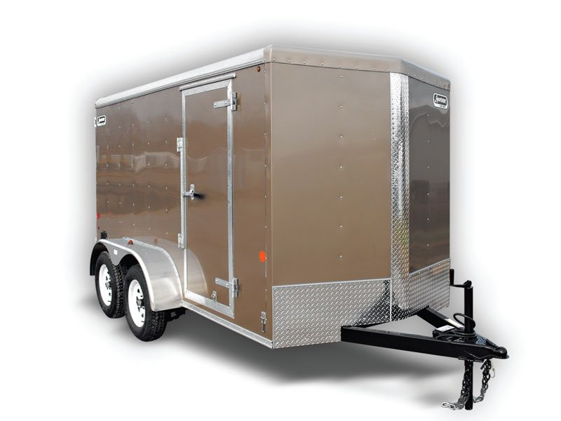 6′ X 12′ V-HD Sport Sportster Enclosed Cargo Trailer by Car Mate   Ron's  Toy Shop   Sport Cargo Trailers Wiring Diagram      Ron's Toy Shop