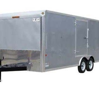 Enclosed Car Hauler Trailers