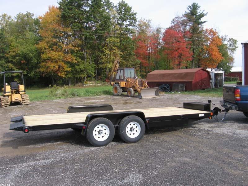Hydraulic Lift Trailers Sales : ′ car mate equipment hydraulic tilt trailer k