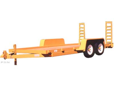 Open Equipment Trailers
