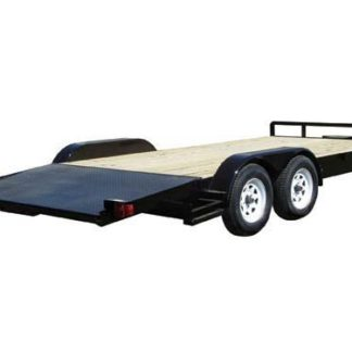 Open Car Hauler Trailers