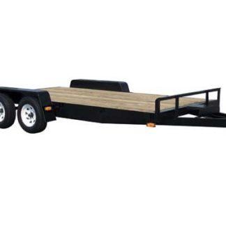 Angle Iron w/Plank Deck