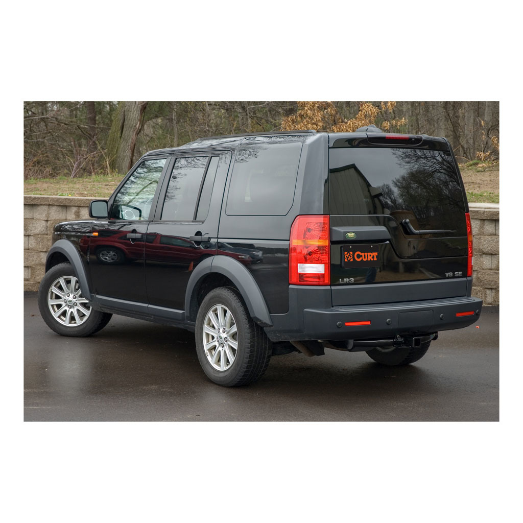 range zoom detachable bars sport discovery land hitch rover trailer tow bar landrover flange brink