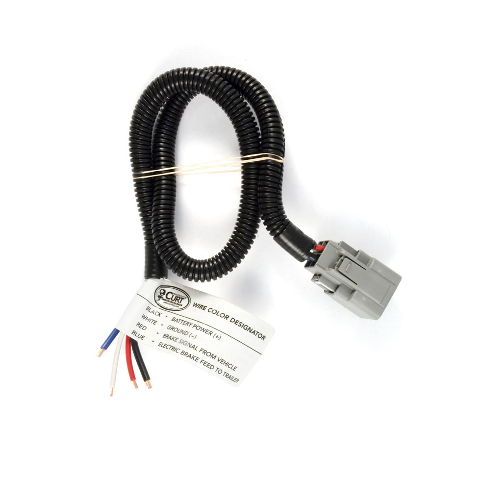 Curt Brake Control Harness 51372 Rons Toy Shop Trailer Mounted Electronic Controller Wiring With Pigtails 51371