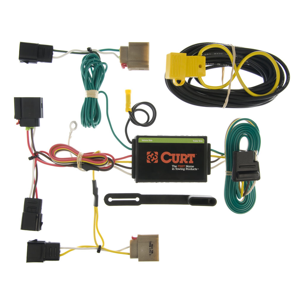 Curt Custom Wiring Harness 55050 Rons Toy Shop Trailer Light Kit 10899 8719
