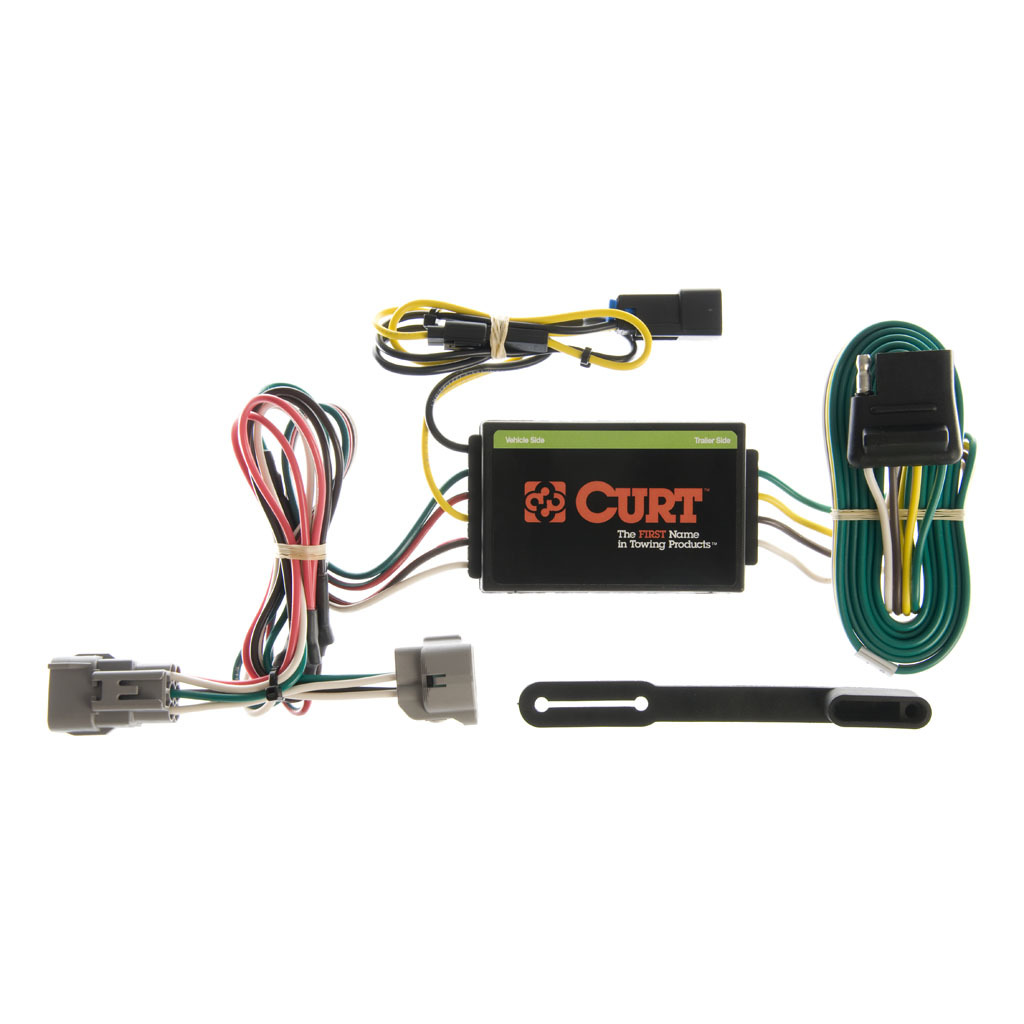 Curt Custom Wiring Harness 55260 Rons Toy Shop Vehicle 6852 5482
