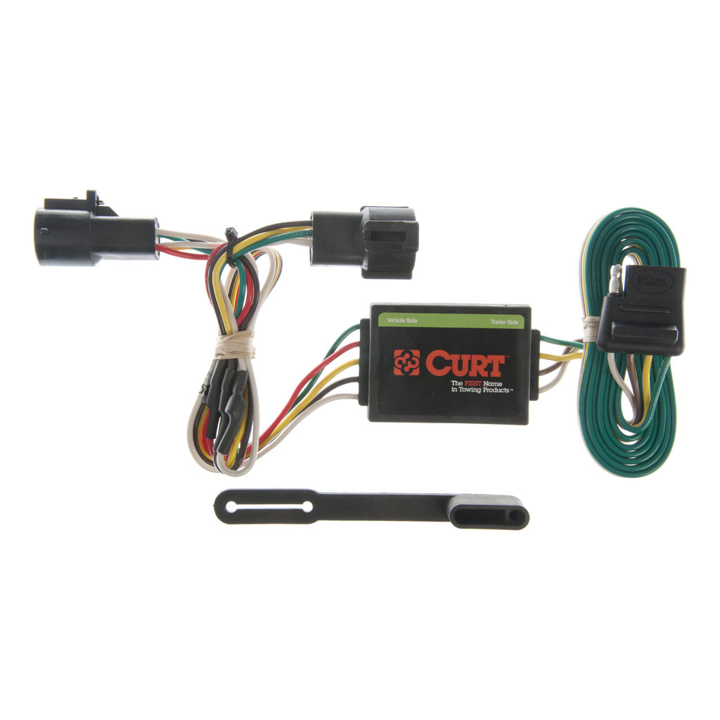 curt custom wiring harness 55325 ron\u0027s toy shopMazda B Series Trailer Wiring #19