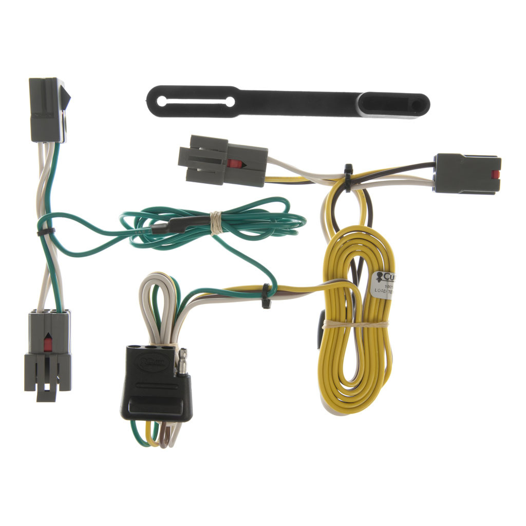 Curt Custom Wiring Harness 55326 Rons Toy Shop In Snap 4027 3222