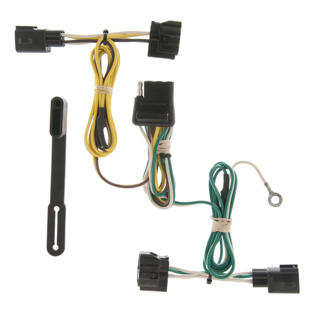 Curt Custom Wiring Harness 55363 Rons Toy Shop 95 Jeep Trailer 5070 4056