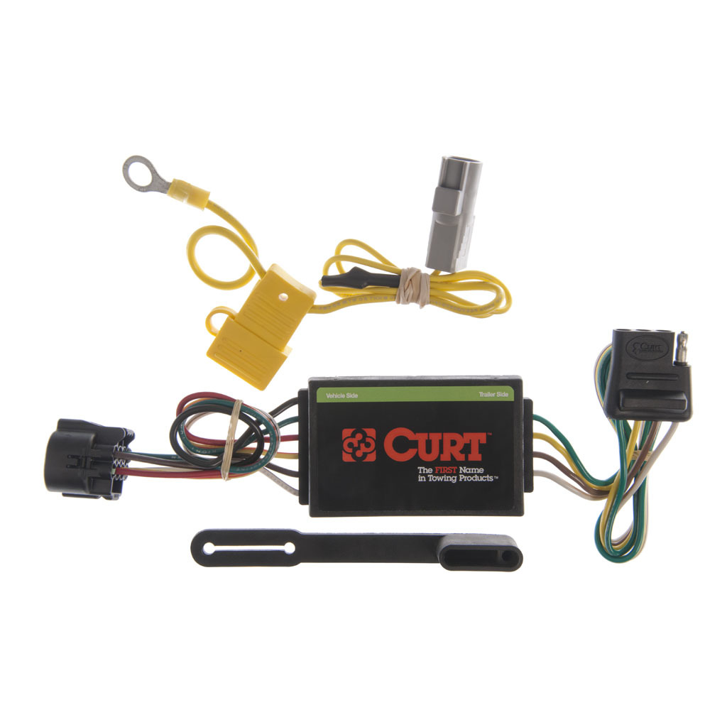 Curt Custom Wiring Connector 55367 Rons Toy Shop Tundra Tow Package 5774 4619