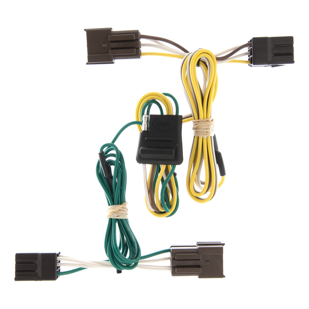Custom Auto Wire Harness Curt Wiring 55375 Rons Toy Shop 3528 2822