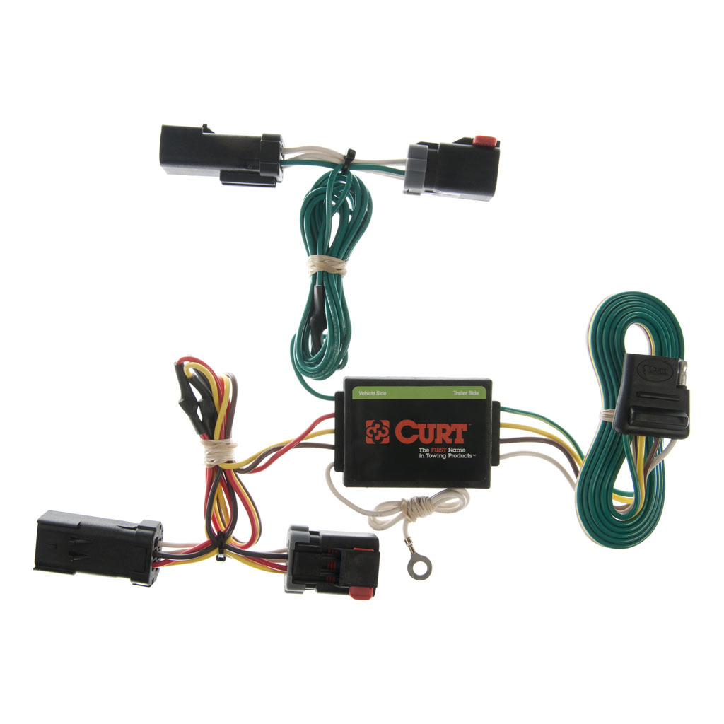 T Connector Wiring Harness Trusted Diagram Auto Wire Connectors In Addition Automotive Curt Custom 55382 Rons Toy Shop Hose