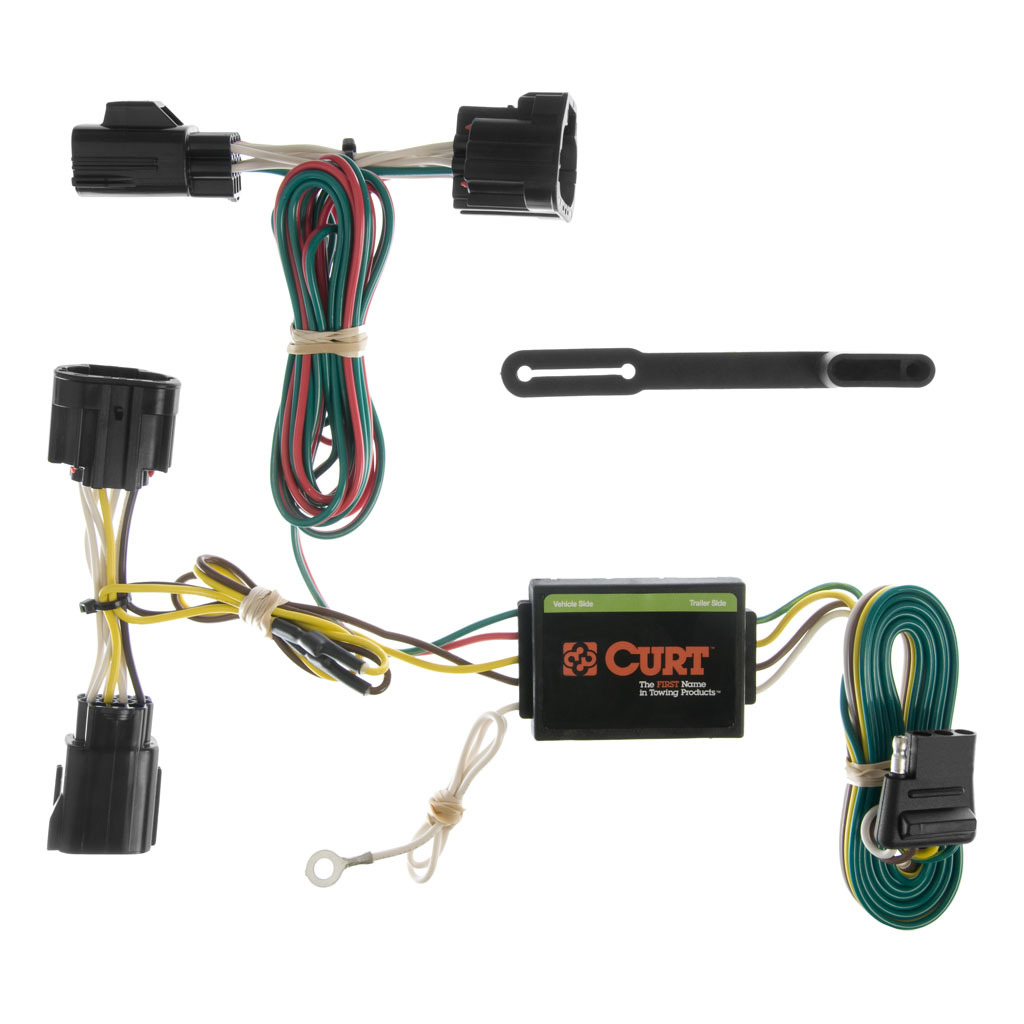 curt custom wiring harness 55414 ron\u0027s toy shop