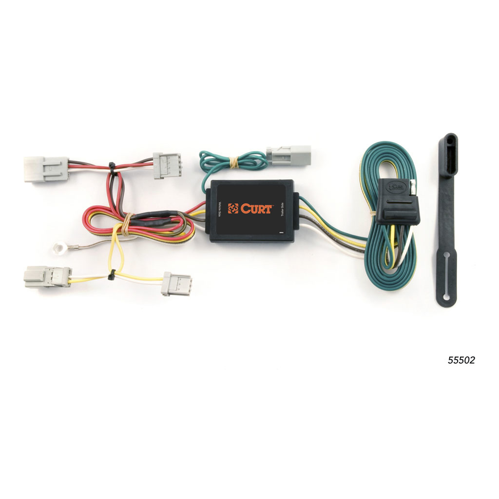 Curt Custom Wiring Harness 55502 Rons Toy Shop Towing Wire 5583 4466