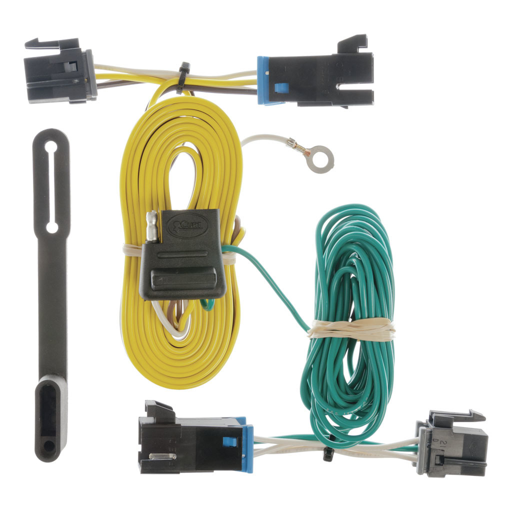 Curt Custom Wiring Harness 55540 Rons Toy Shop Gmc Trailer Adapter 4500 3600