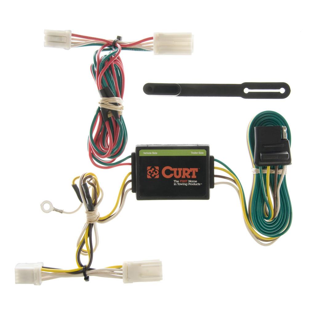 ... CURT Custom Wiring Harness #55565
