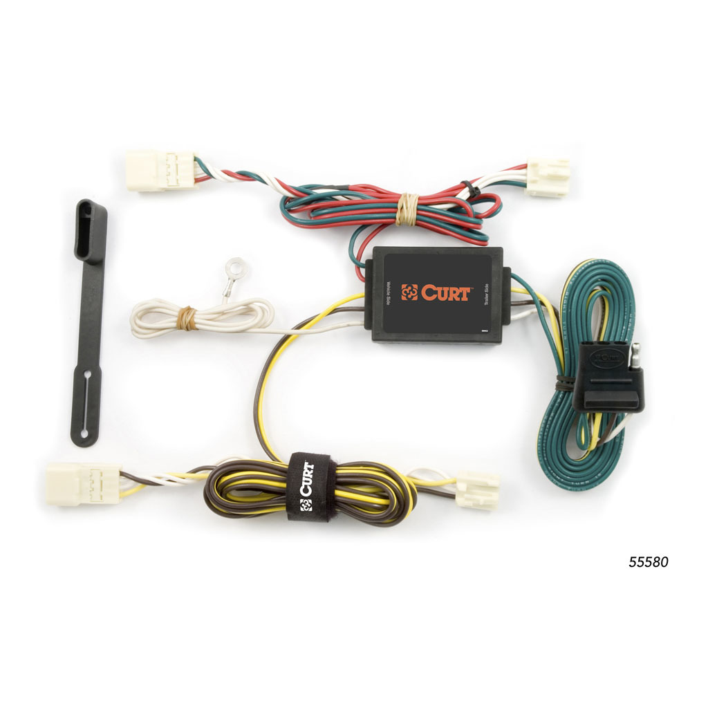 CURT Custom Wiring Harness #55580 on