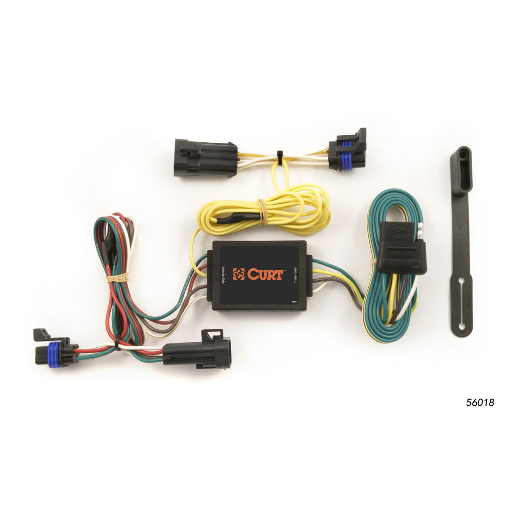 Curt Custom Wiring Harness 56018 Rons Toy Shop Saturn 7352 5882