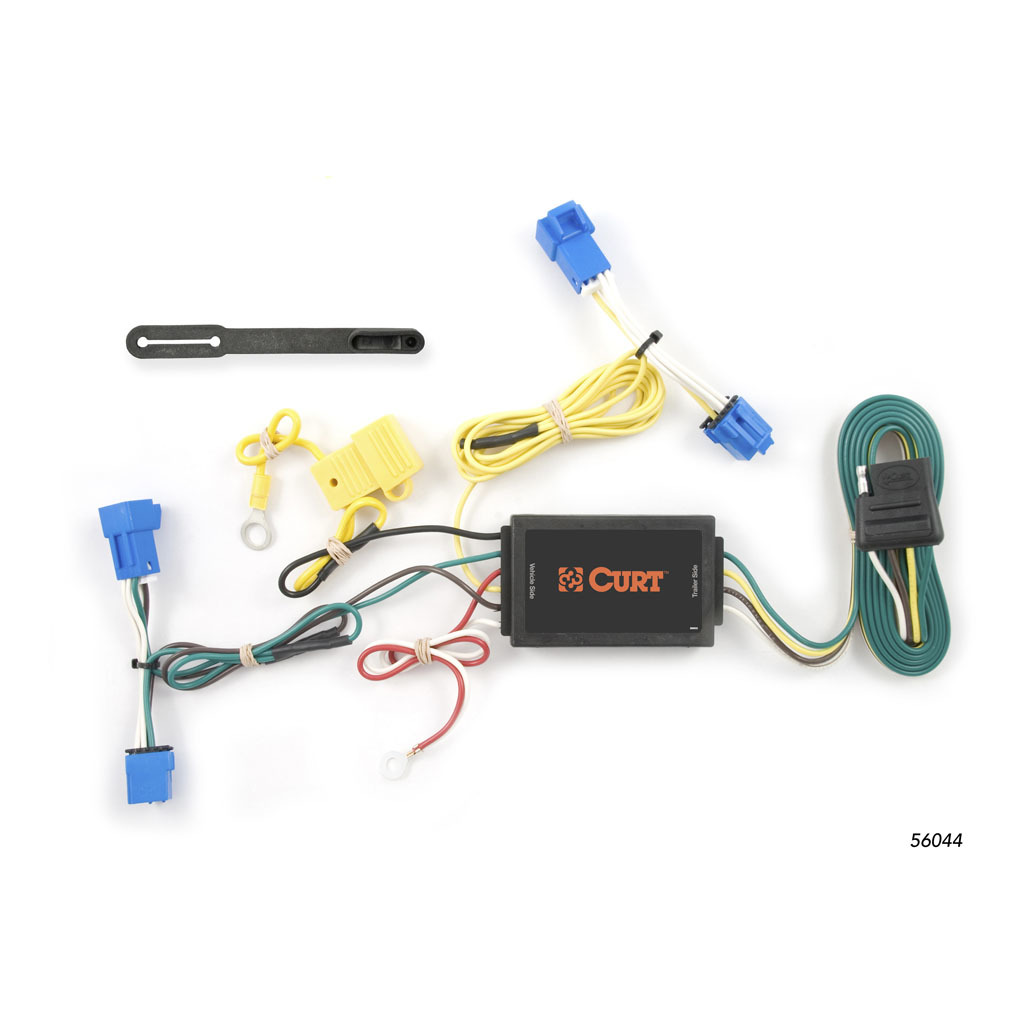 Curt Custom Wiring Harness 56044 Rons Toy Shop Trailer Hitch 7123 5698