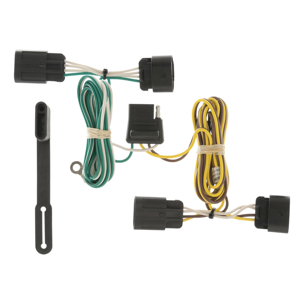 Curt Custom Wiring Harness 56094 Rons Toy Shop Installing Trailer 4115 3292