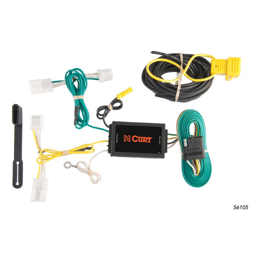 Clean Custom Wiring Harness Anything Diagrams Harley 2007 Curt 56105 Ron S Toy Shop Rh Ronstoyshop Com Handlebar Tele