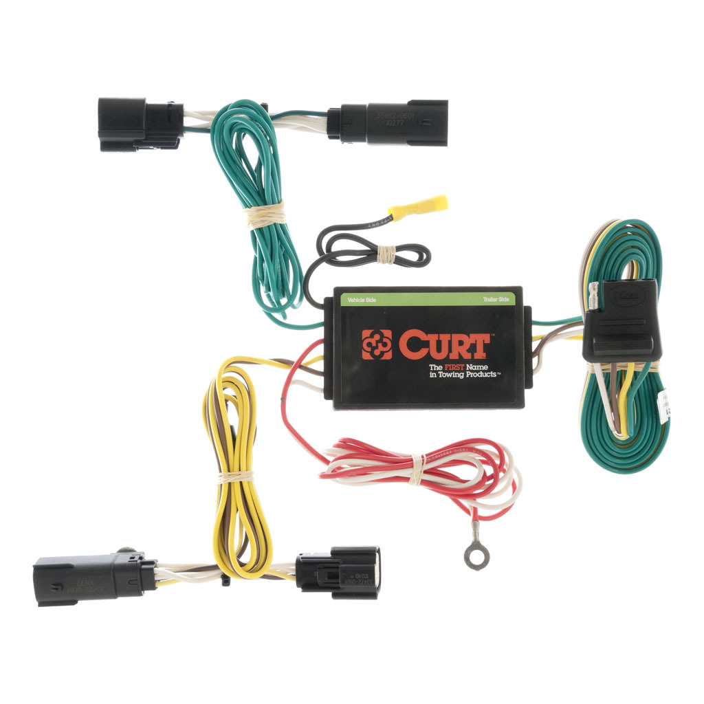 Curt Custom Wiring Harness  56121
