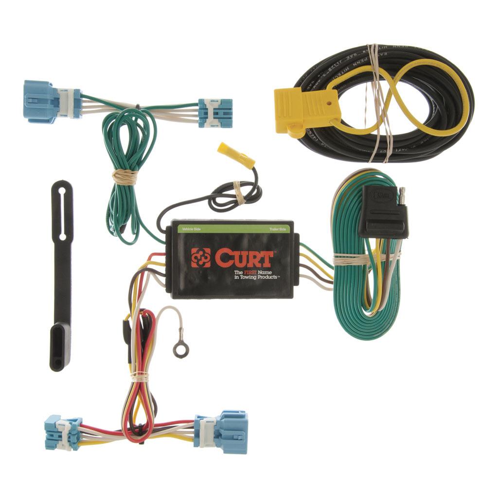 curt custom wiring harness 56123 ron's toy shop socal wiring harness curt wiring harness 55027 #22