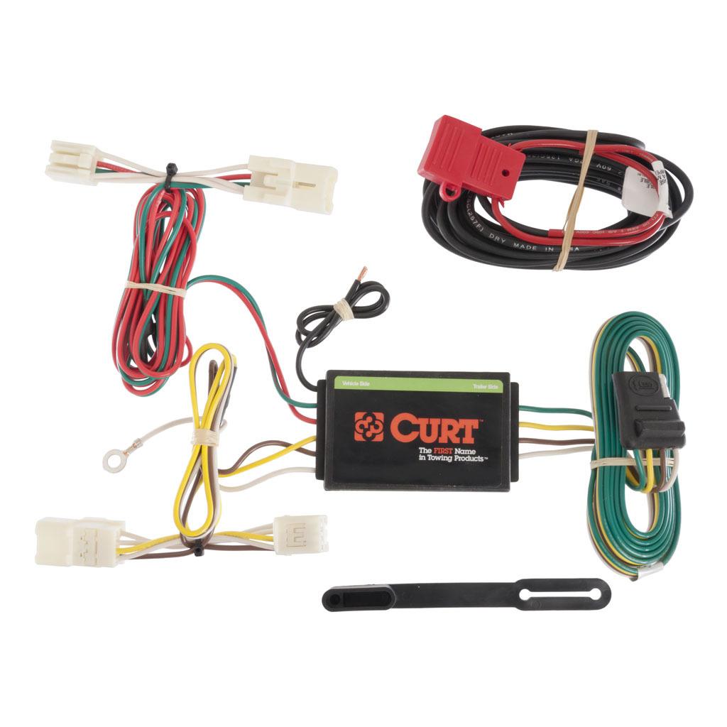 [SCHEMATICS_48YU]  CURT Custom Wiring Harness (4-Way Flat Output) #56165 | Ron's Toy Shop | Curt Wiring Harness |  | Ron's Toy Shop