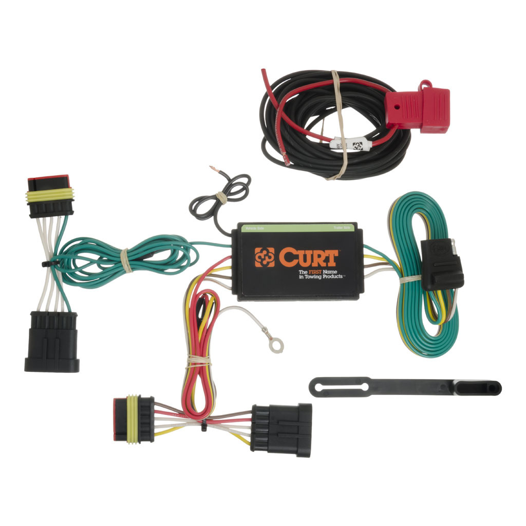Curt Custom Wiring Harness 56174 Rons Toy Shop Tool Kit Wire 13470 10776
