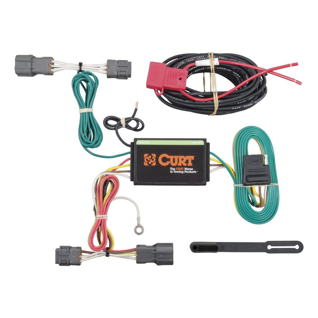 CURT Custom Wiring Harness #56220 on