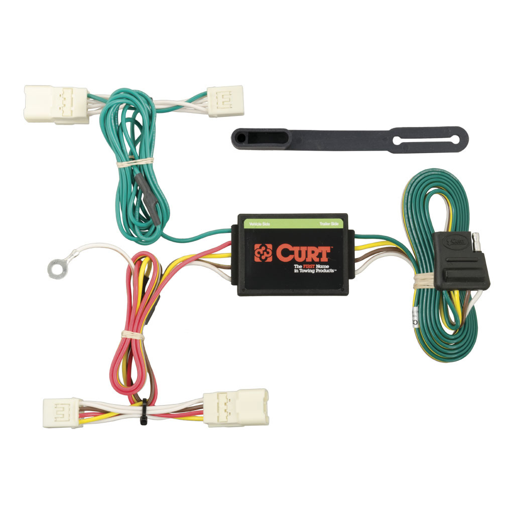 Curt Custom Wiring Harness 56223 Rons Toy Shop Simple Cable Tester Circuit Diagram Electronic Circuits Pinterest 7621 6097