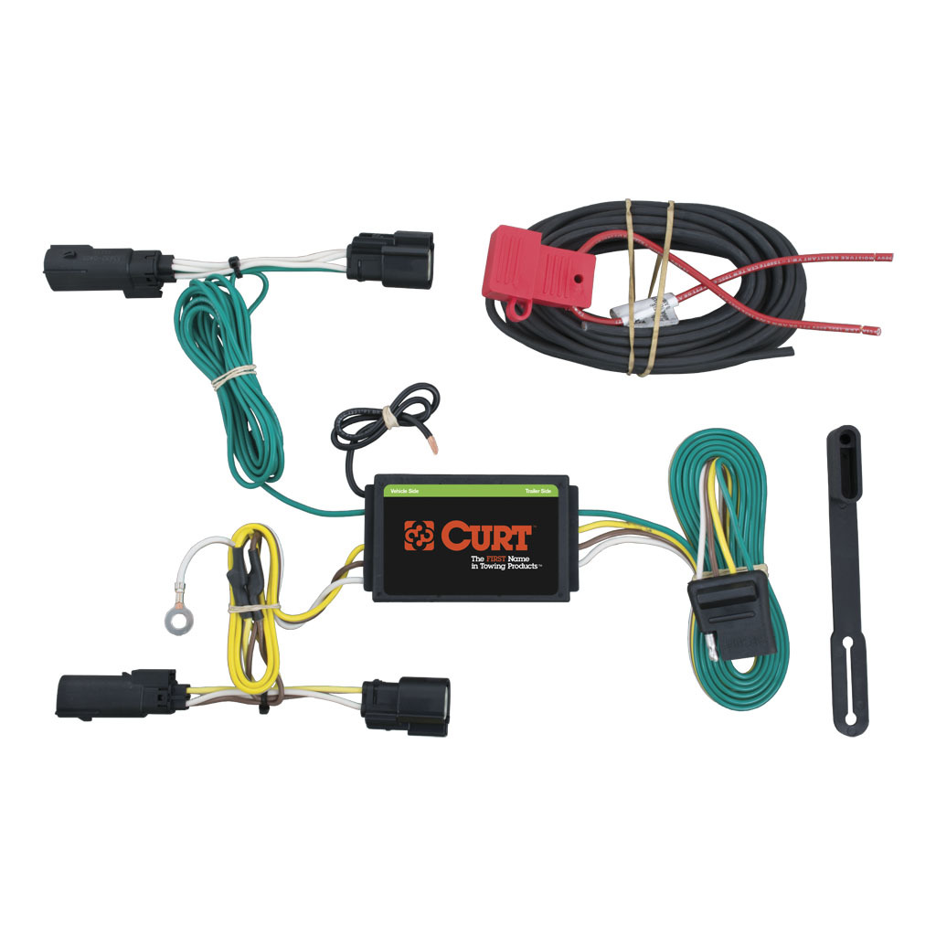 Curt Custom Wiring Harness 56249 Rons Toy Shop Ford Escape 10768 8614