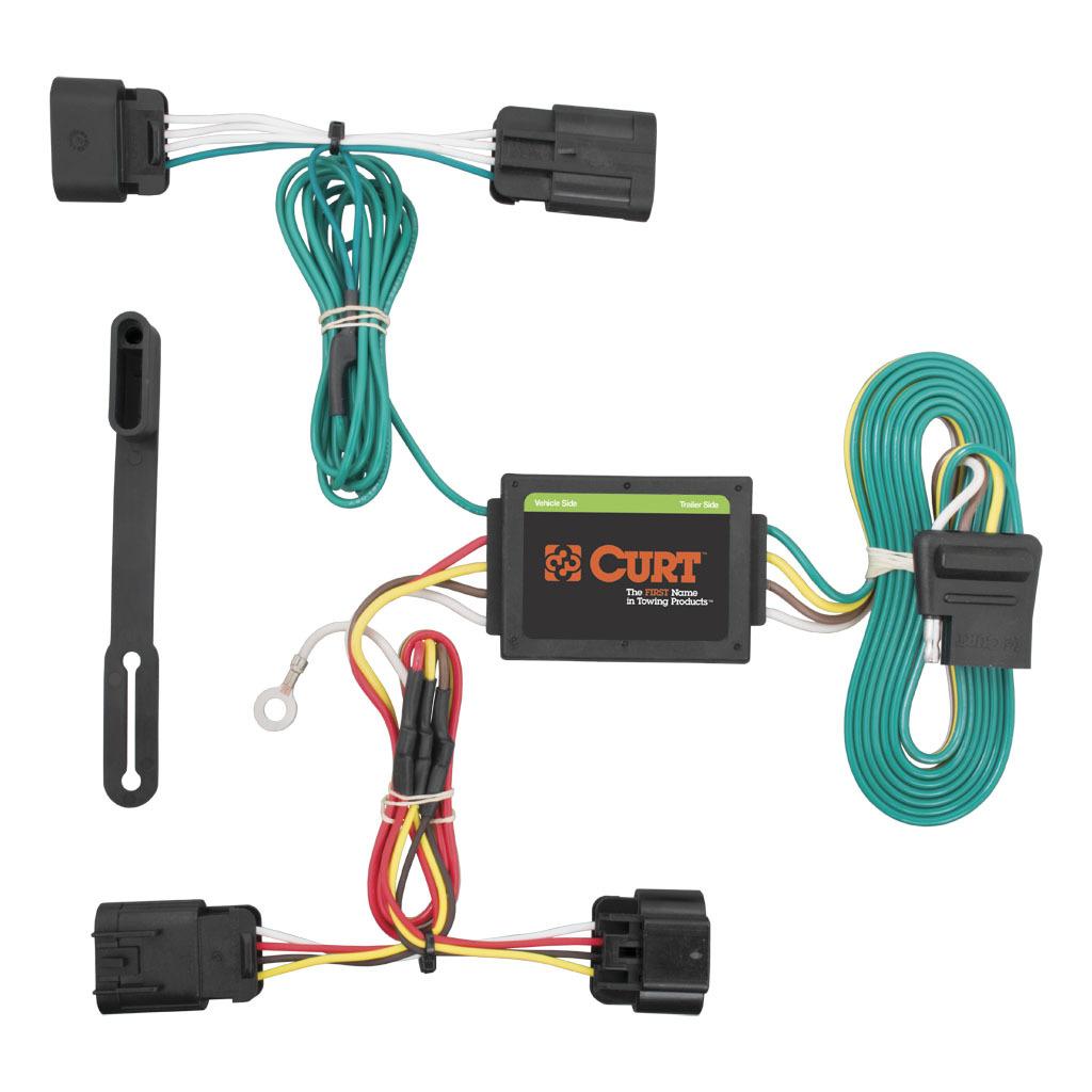 CURT Custom Wiring Harness #56250 - Ron\'s Toy Shop