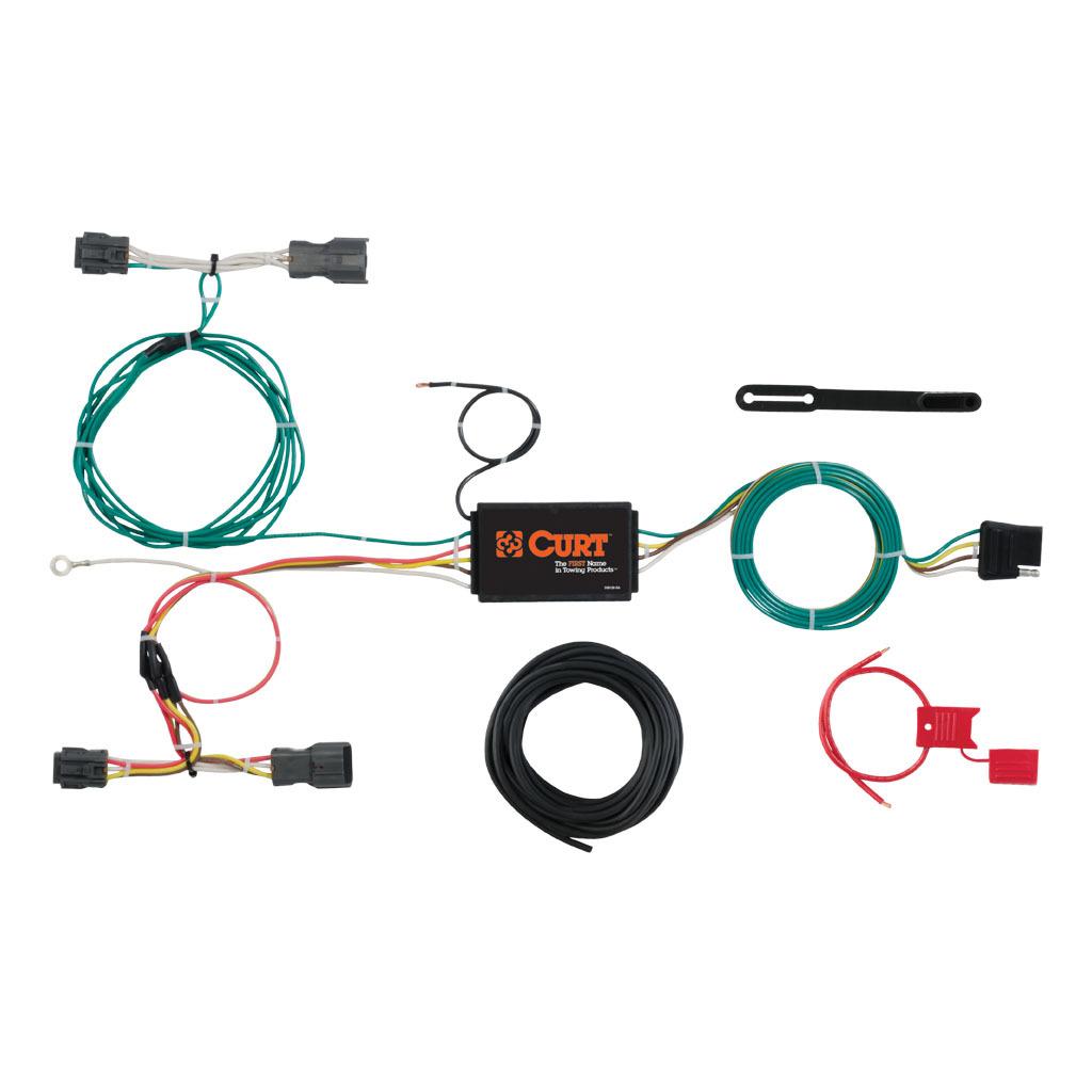 Curt Custom Wiring Harness 56277 Rons Toy Shop Kits 10928 8742