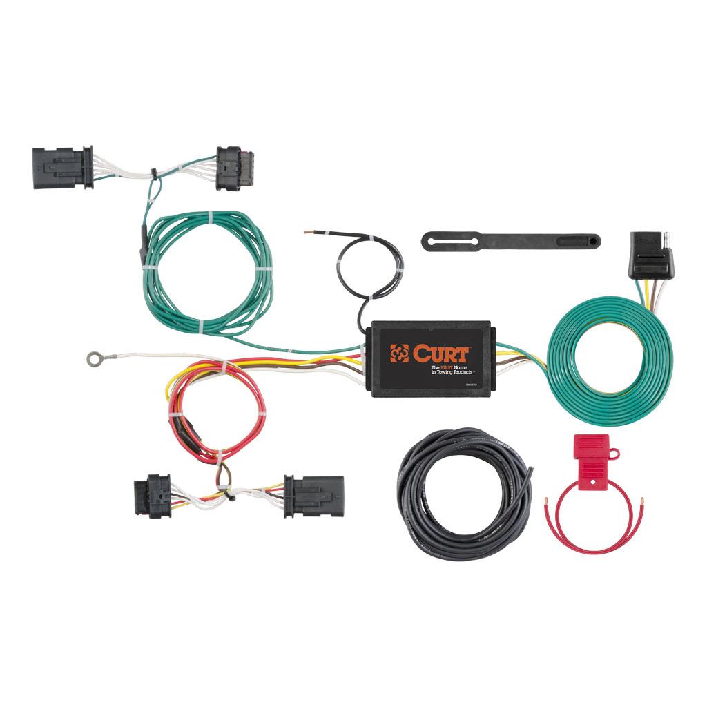 Curt Manufacturing 56294 Towing Wiring