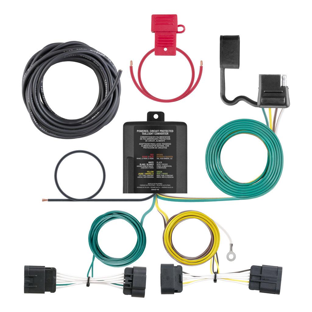 Awe Inspiring Curt Custom Wiring Harness 56336 Rons Toy Shop Wiring Database Wedabyuccorg