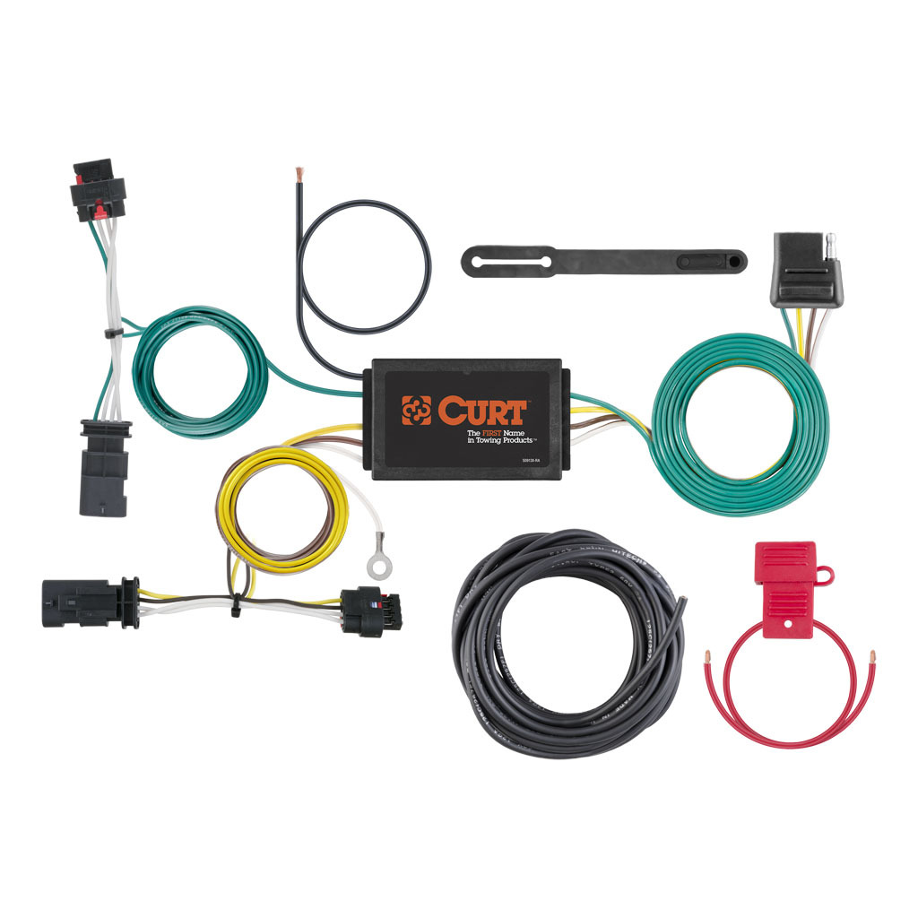curt custom wiring harness 56369 ron's toy shop curt hitch wiring harness curt wiring harness 55027 #8
