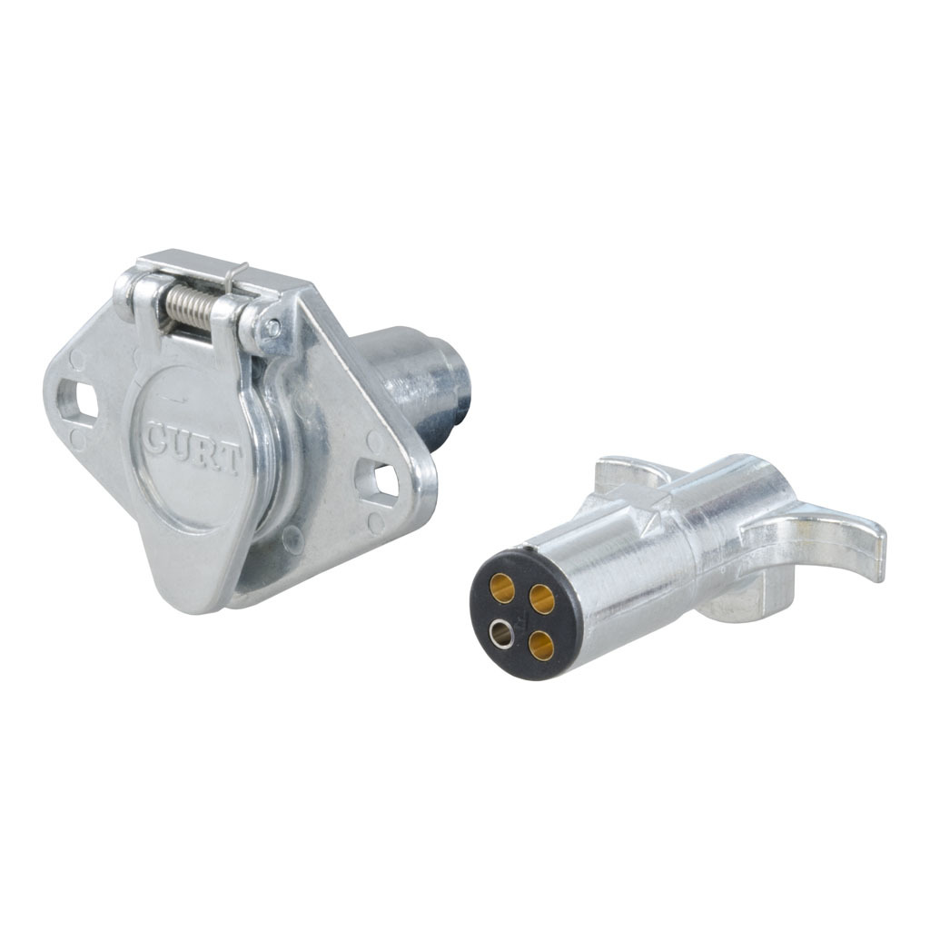 Curt Manufacturing 58677 Towing Wiring
