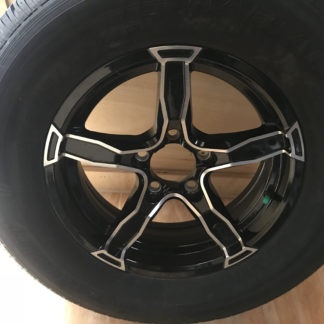 Trailer Tire & Wheel Packages
