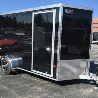 6 Wide Cargo Trailers